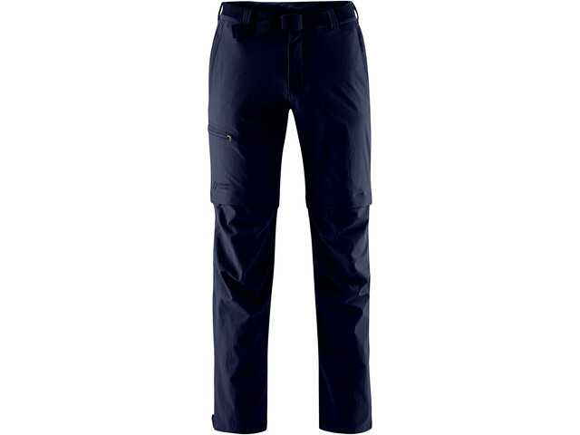 Maier Sports Tajo Pantalones Zip-Off Hombre, night sky